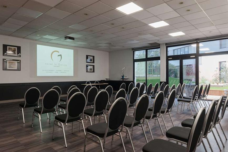 Best Western Le Galice Aix Centre-Ville - Salle de réunion