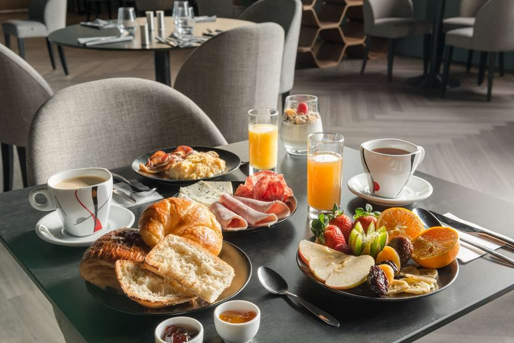 Best Western Le Galice Aix Centre-Ville - Desayuno Buffet
