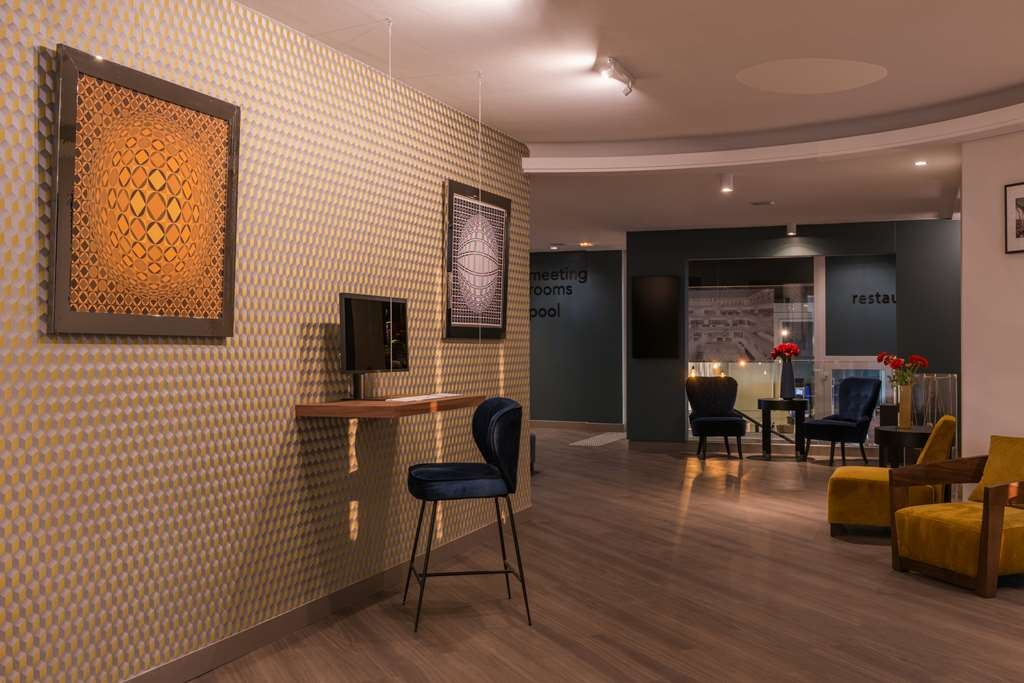 Best Western Le Galice Aix Centre-Ville - Hall