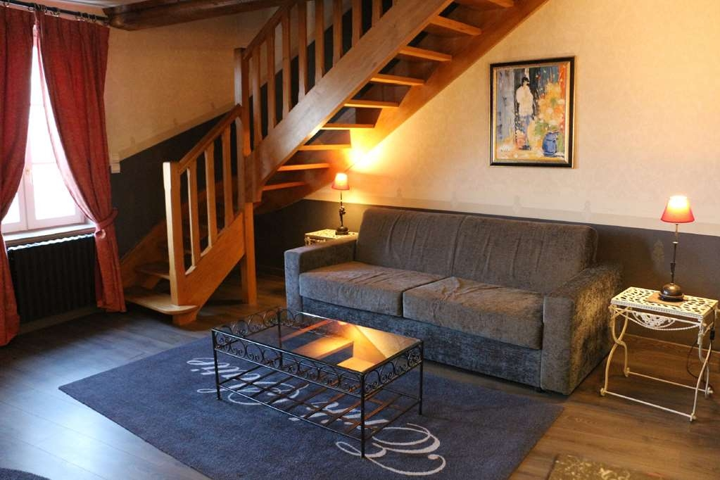 Best Western Le Cheval Blanc - Suite