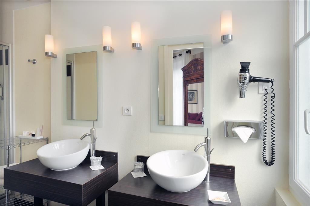 Best Western Brittany La Baule-Centre - Bagno