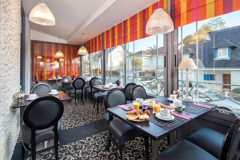 Best Western Brittany La Baule-Centre - breakfast room