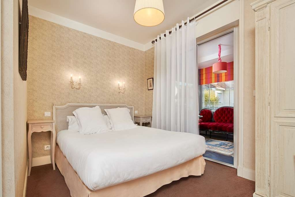 Best Western Brittany La Baule-Centre - guest room