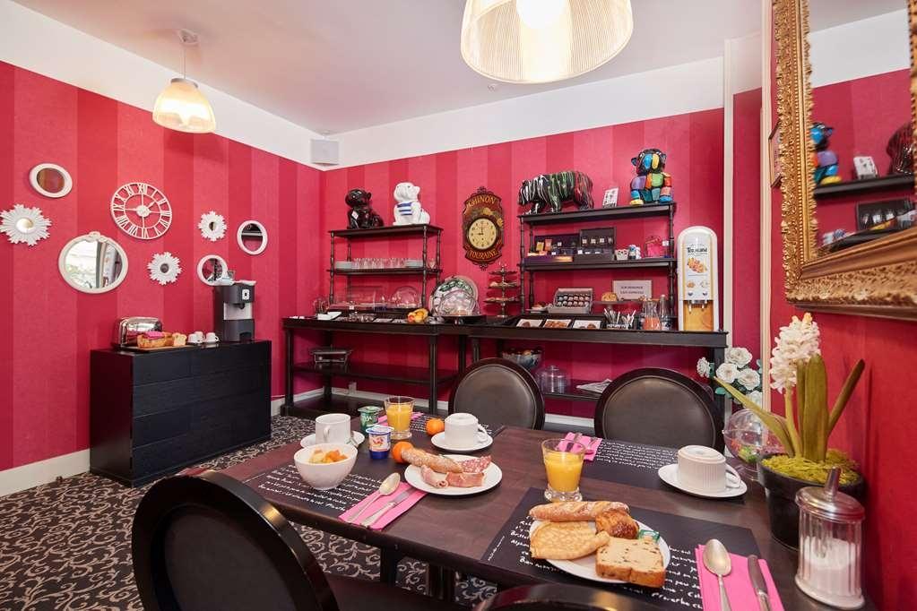 Best Western Brittany La Baule-Centre - Restaurant / Etablissement gastronomique