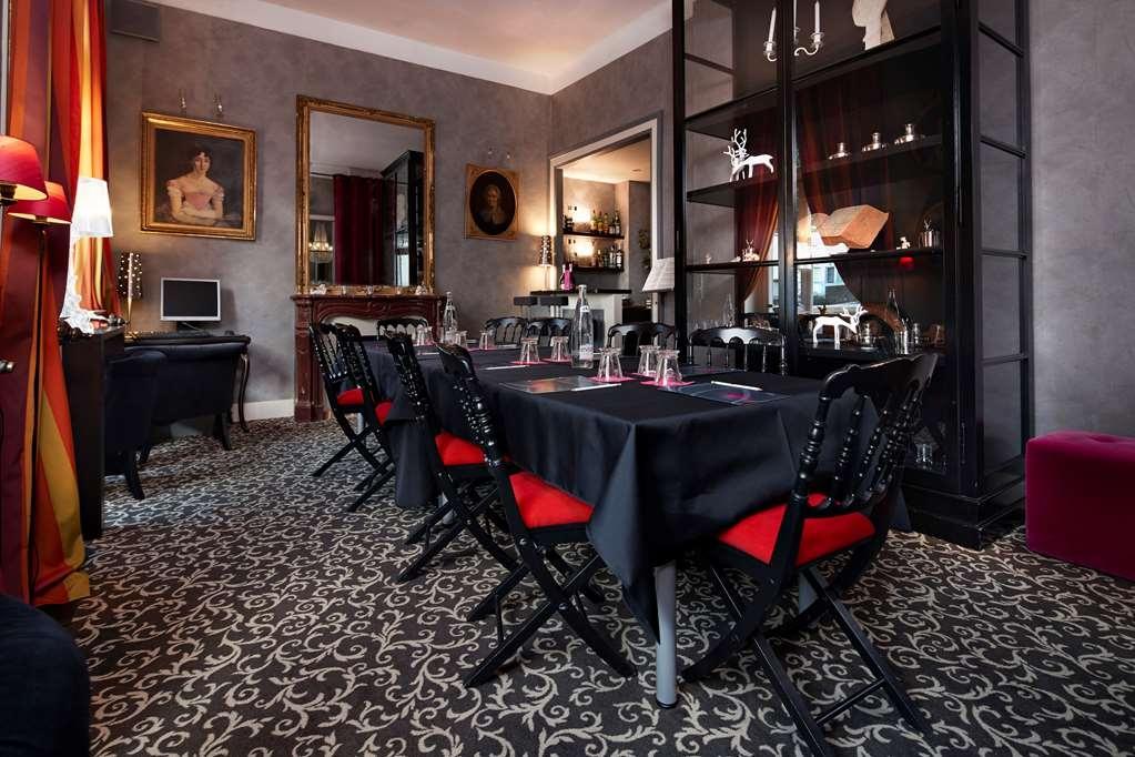Best Western Brittany La Baule-Centre - meeting room