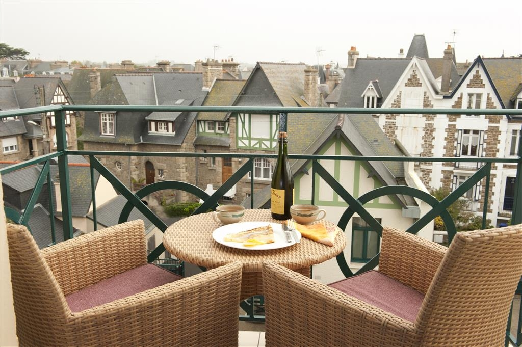 Best Western Hotel Alexandra - Terraza