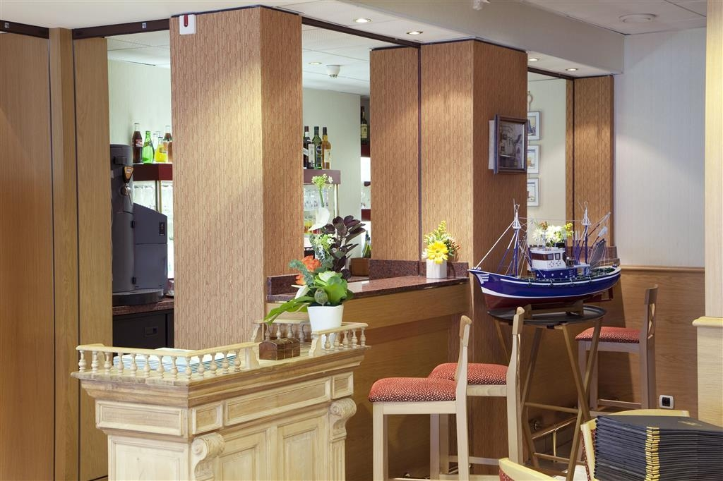 Best Western Hotel Alexandra - Bar/Lounge