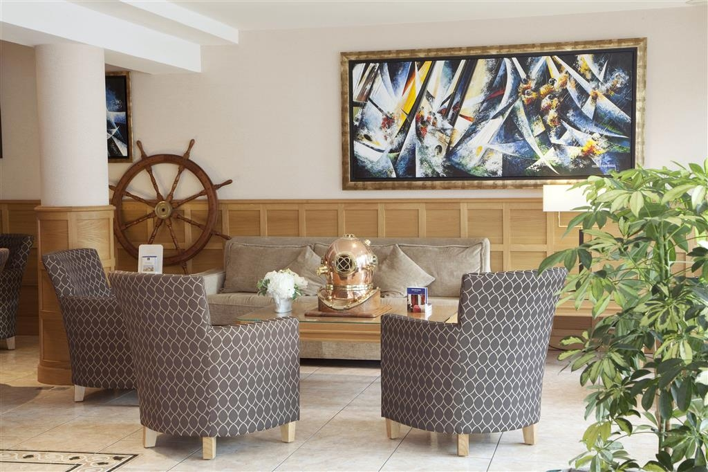 Best Western Hotel Alexandra - Foyer