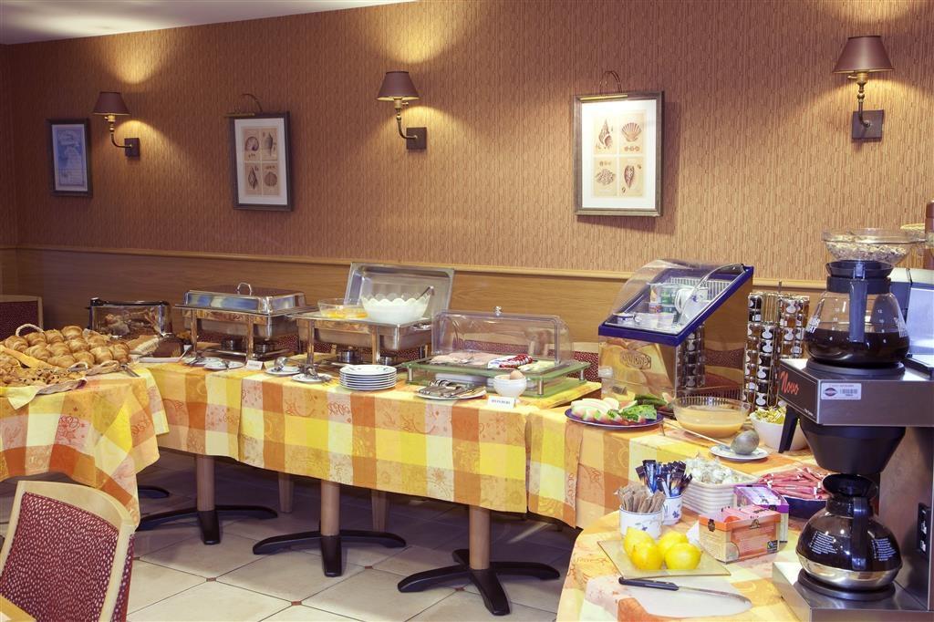 Best Western Hotel Alexandra - Restaurante