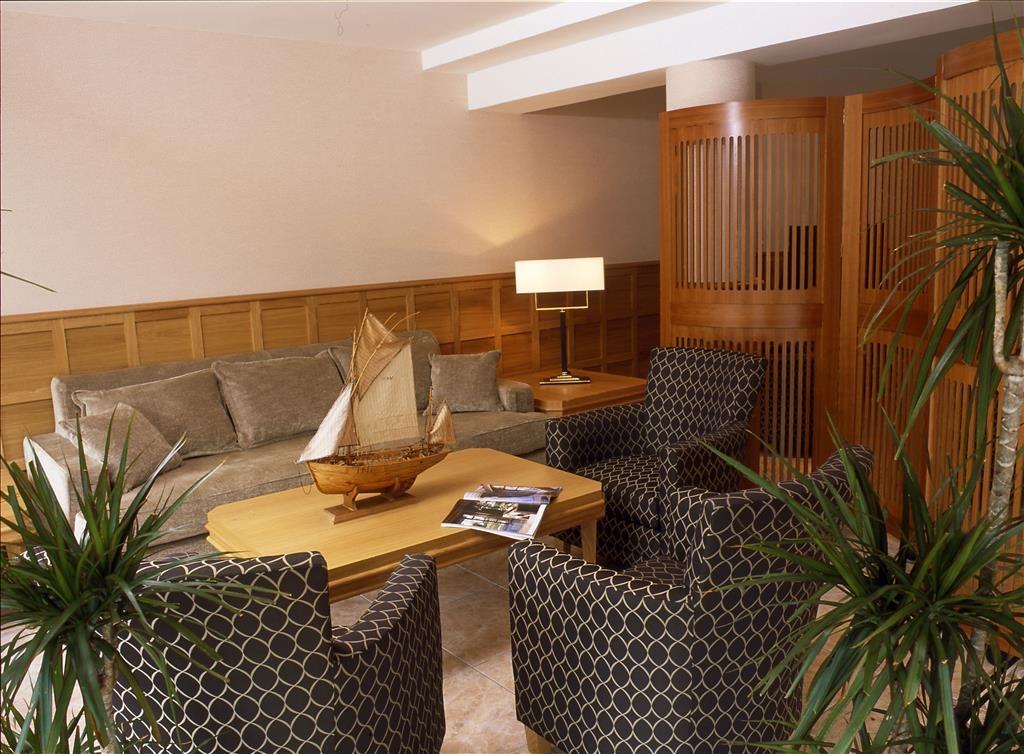 Best Western Hotel Alexandra - Vestíbulo