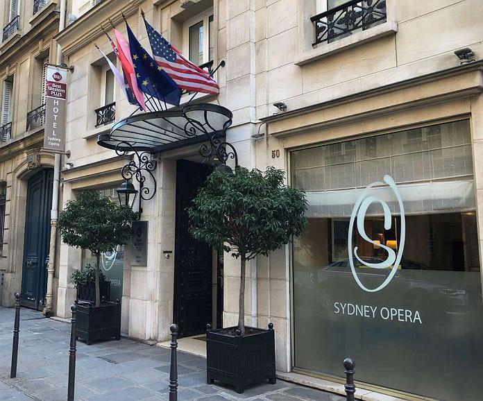 Best Western Plus Hotel Sydney Opera - Aussenansicht