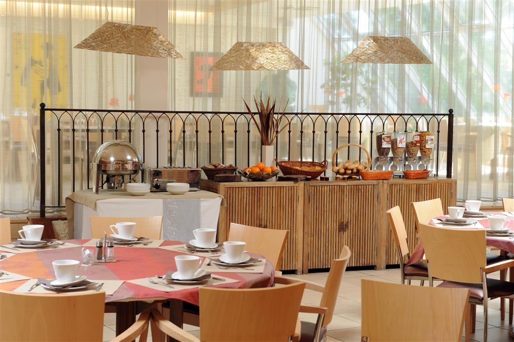 Best Western Hotel Atrium - Desayuno