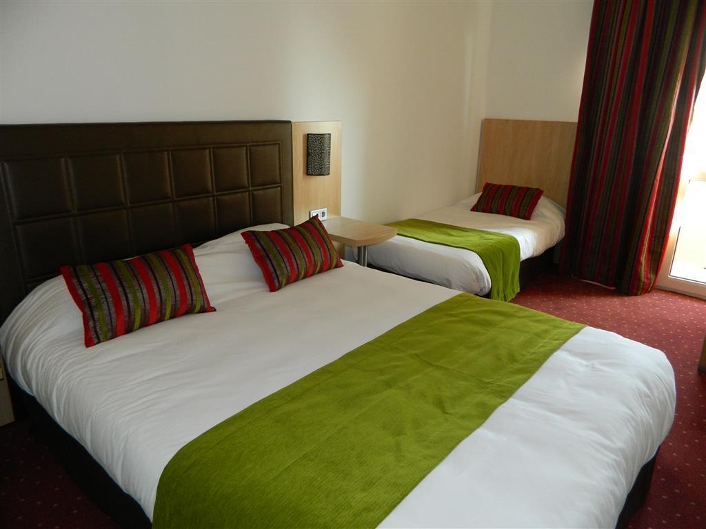 Best Western Hotel Atrium - Chambre