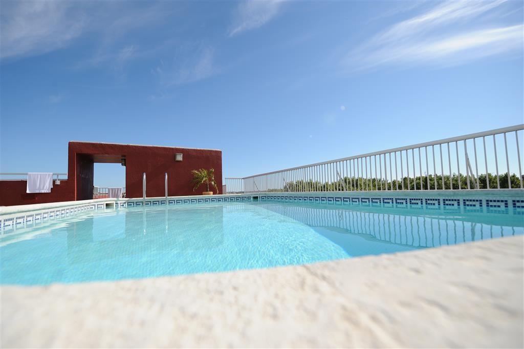 Best Western Hotel Atrium - Piscina