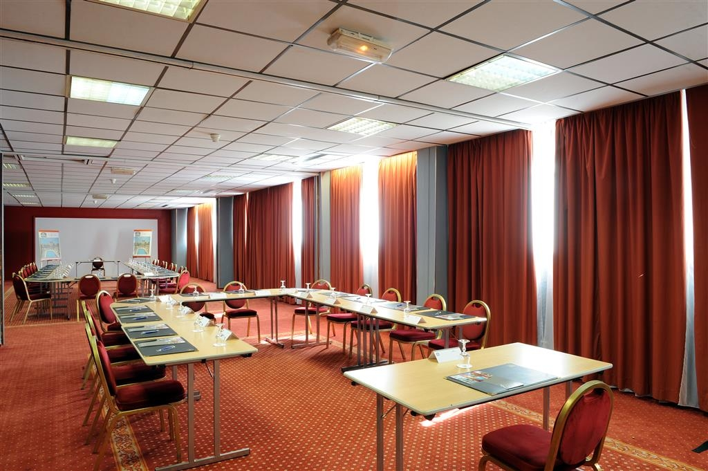 Best Western Hotel Atrium - Salas de reuniones