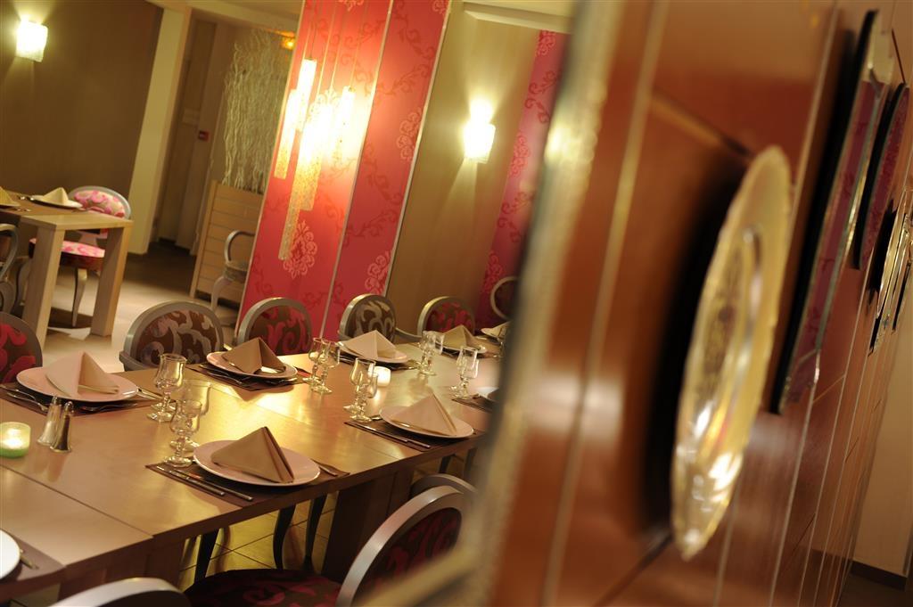 Best Western Hotel Atrium - Restaurante