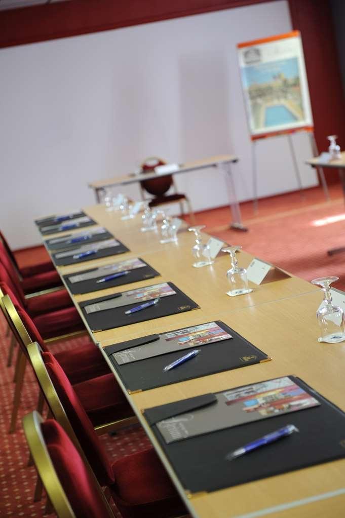 Best Western Hotel Atrium - Salle de réunion