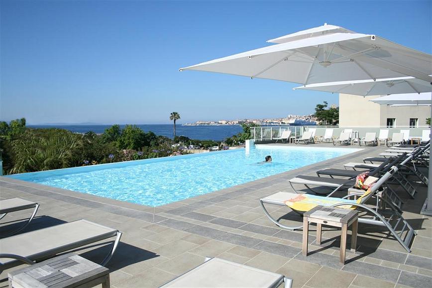 Hotel Best Western Plus Ajaccio Amiraute, Ajaccio