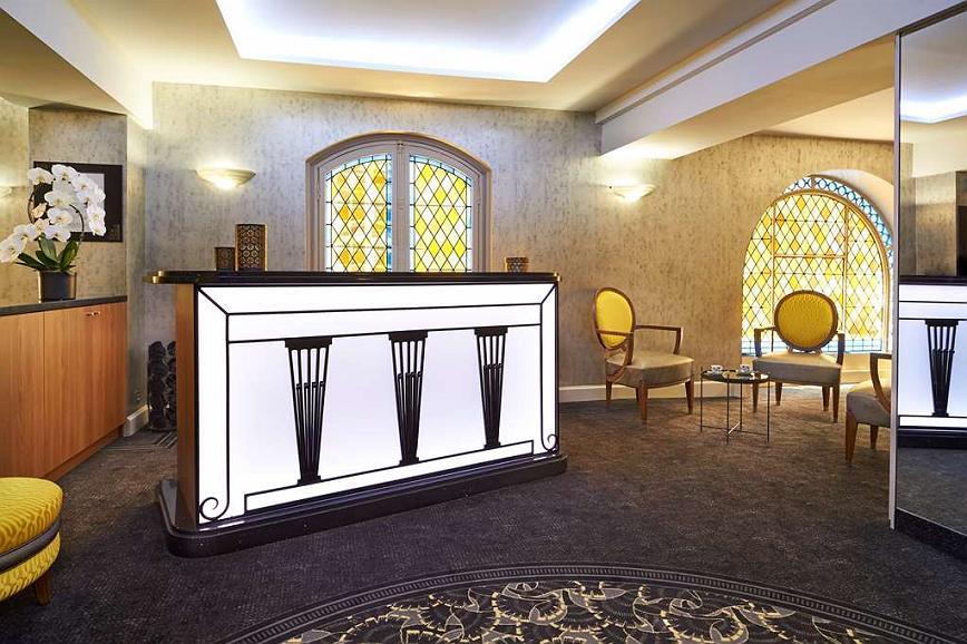 Best Western Premier Hotel Bayonne Etche Ona - Bordeaux - Hall