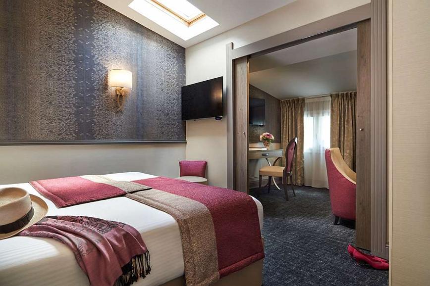 prix le plus bas e173d 164fd Hotel in Bordeaux   Best Western Premier Hotel Bayonne Etche ...