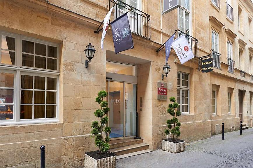 Best Western Premier Hotel Bayonne Etche Ona - Bordeaux - Entr e EO ext