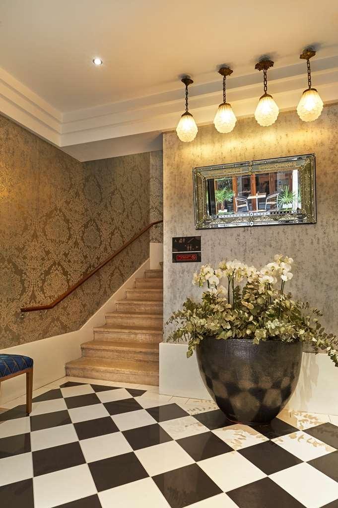 Best Western Premier Hotel Bayonne Etche Ona - Bordeaux - Vue du lobby