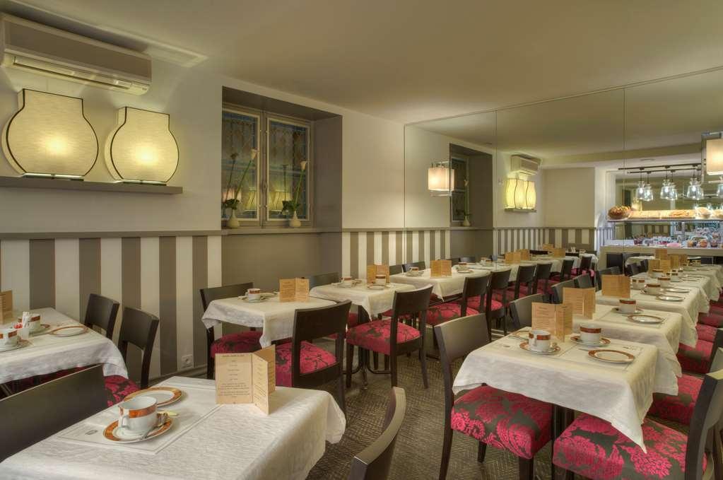 Best Western Premier Hotel Bayonne Etche Ona - Bordeaux - Breakfast Area