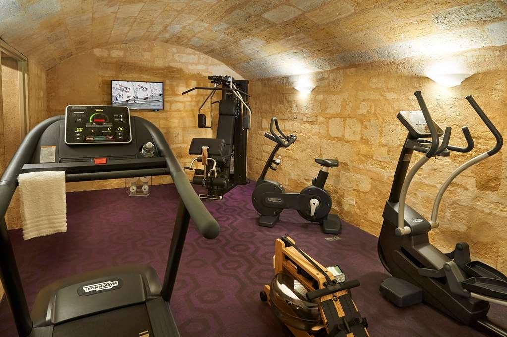 Best Western Premier Hotel Bayonne Etche Ona - Bordeaux - exercise chambre