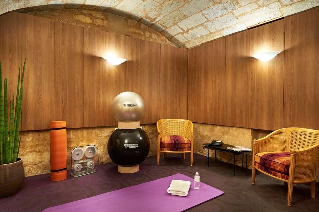 Best Western Premier Hotel Bayonne Etche Ona - Bordeaux - Fitness Room