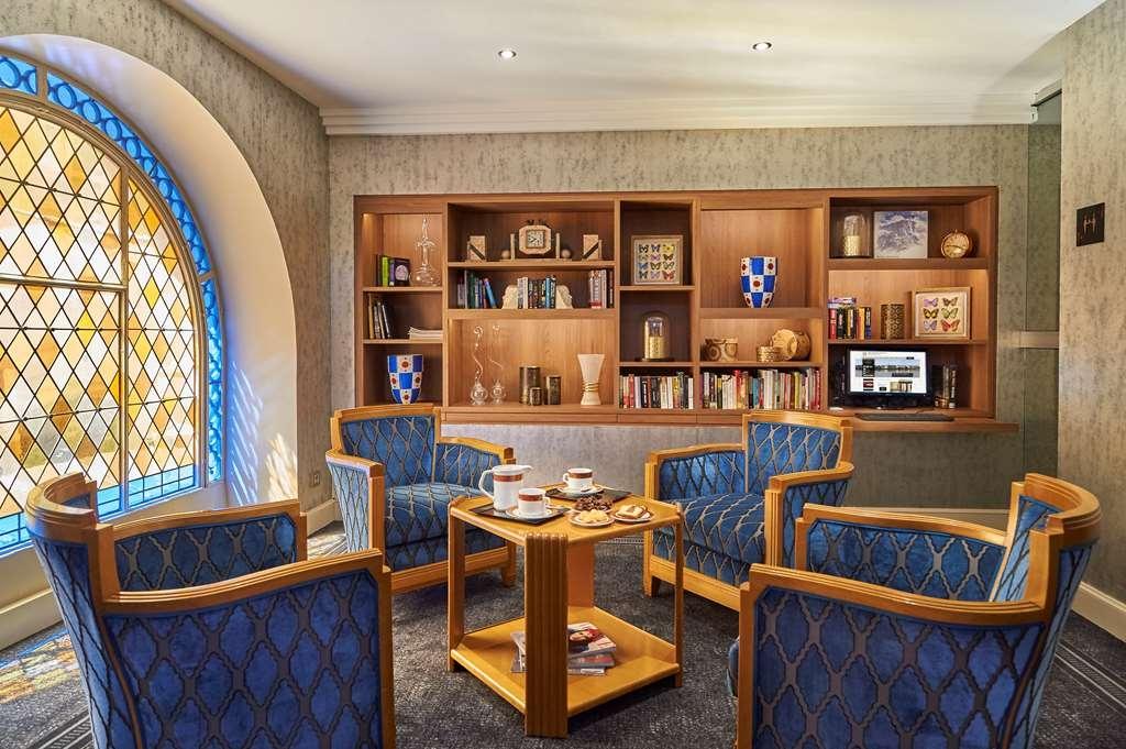 Best Western Premier Hotel Bayonne Etche Ona - Bordeaux - Lobby
