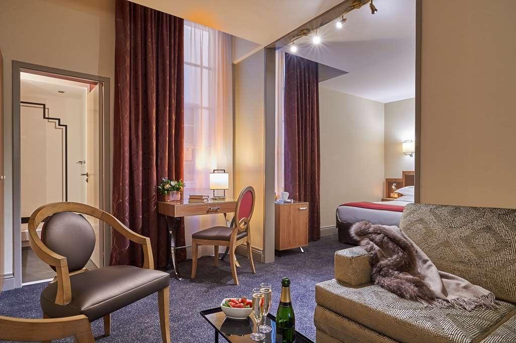 Best Western Premier Hotel Bayonne Etche Ona - Bordeaux - Suite