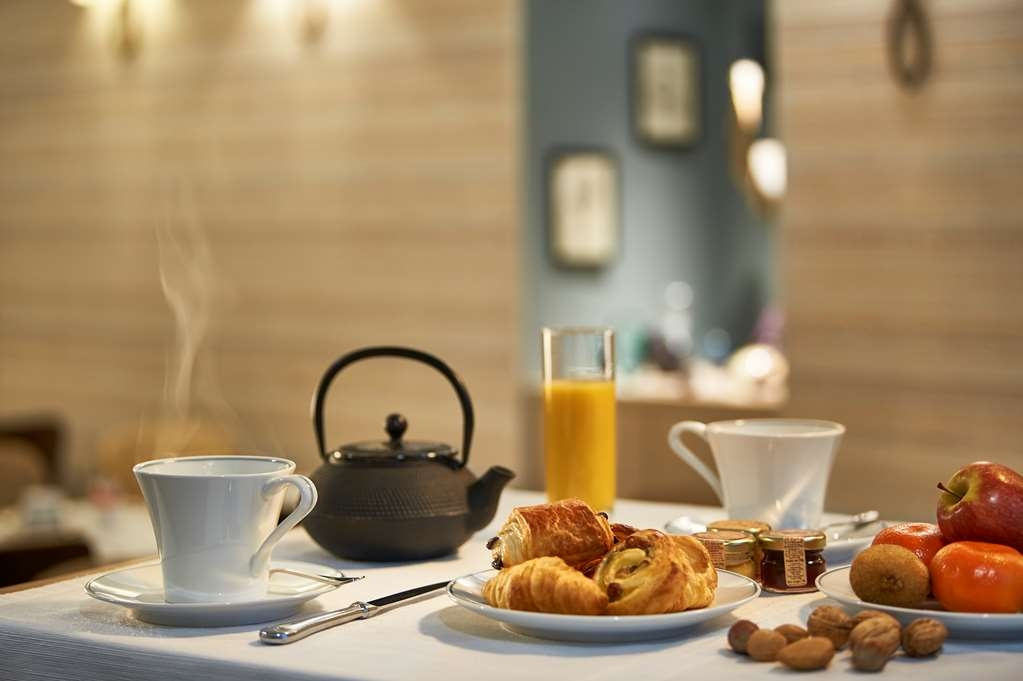 Best Western Premier Hotel Bayonne Etche Ona - Bordeaux - petit d jeuner