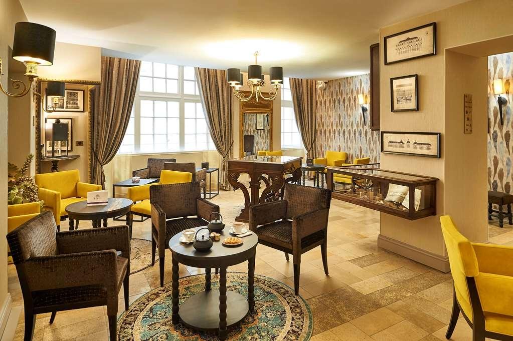 Best Western Premier Hotel Bayonne Etche Ona - Bordeaux - Reception Etche Ona
