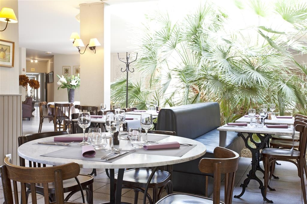 Best Western Hotel Paradou - Ristorante