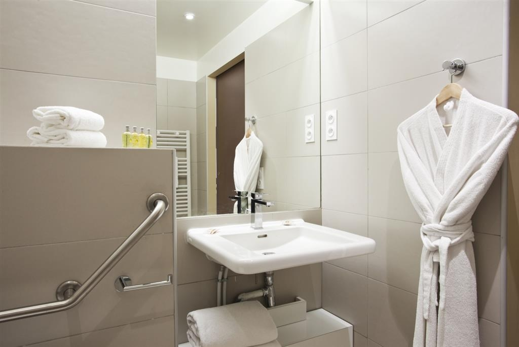 Best Western Hotel Paradou - Bagno