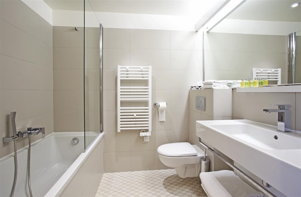 Best Western Hotel Paradou - Salle de bains