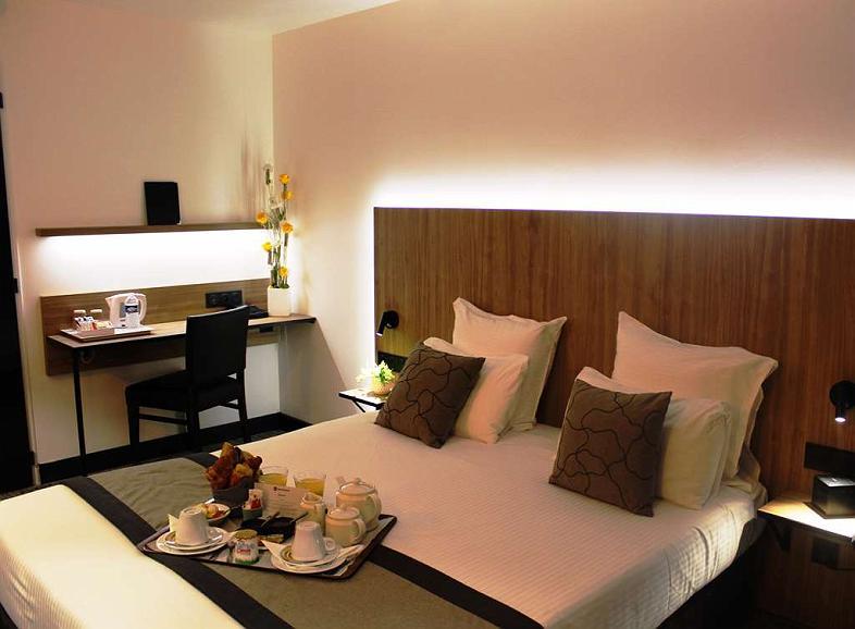 Best Western Hotel International - Comfort Double Guest Room