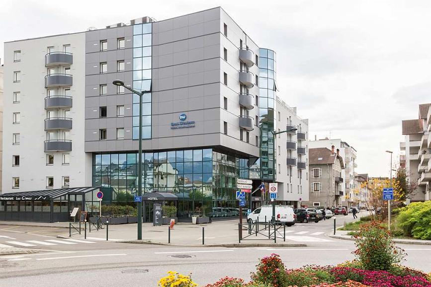 Best Western Hotel International - Aussenansicht