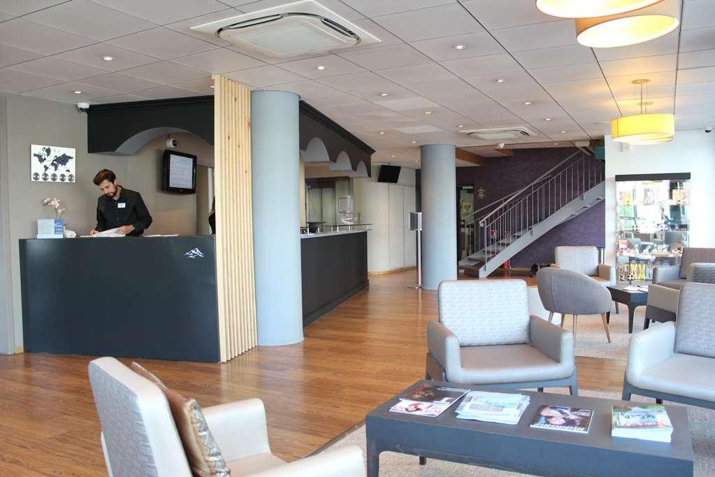 Best Western Hotel International - Vue du lobby