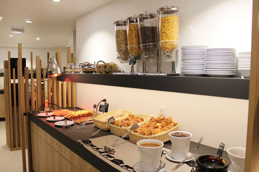 Best Western Hotel International - Petit déjeuner