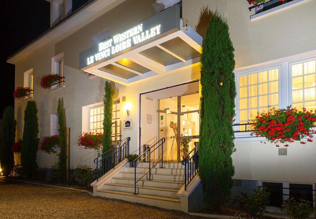 Best Western Le Vinci Loire Valley - Best Western Hotel Le Vinci Loire Valley