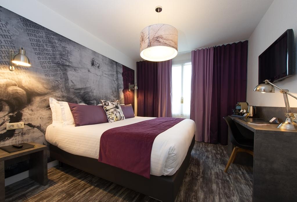 Best Western Le Vinci Loire Valley - Habitaciones/Alojamientos