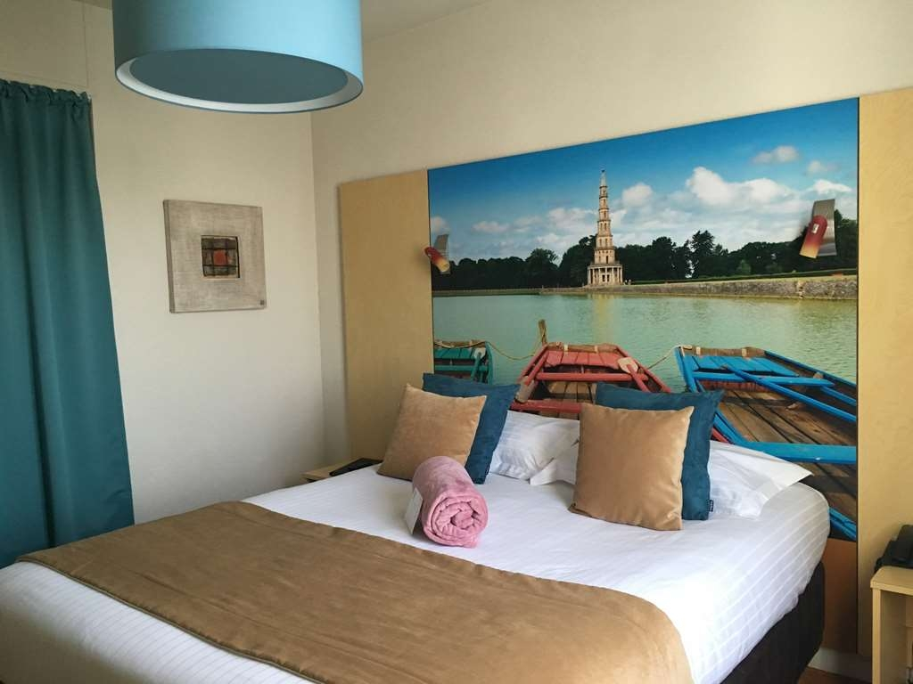 Best Western Le Vinci Loire Valley - Camere / sistemazione