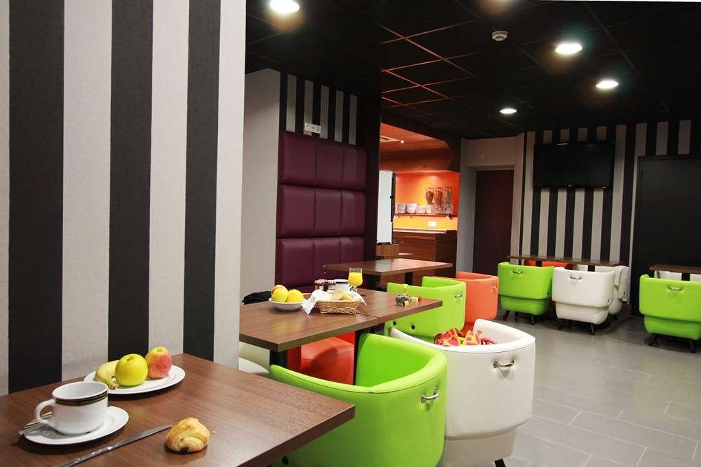 Best Western Hotel de Paris - Restaurante/Comedor
