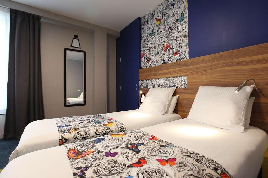 Best Western Hotel de Paris - Habitaciones/Alojamientos