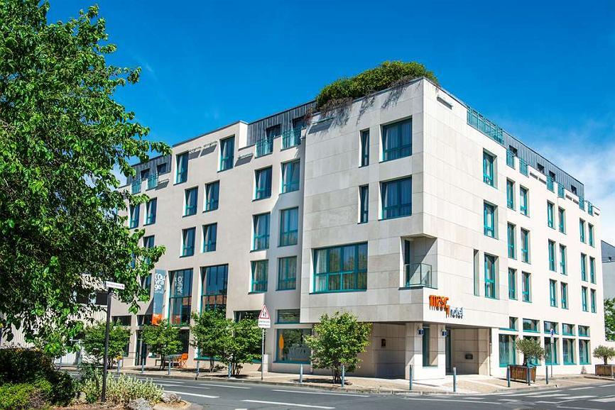 Best Western Premier Masqhotel - Vista exterior
