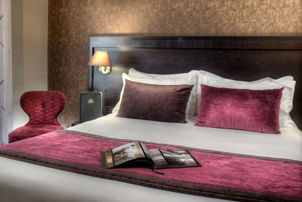 Best Western Plus Nice Cosy Hotel - Deluxe Queen Bed Room