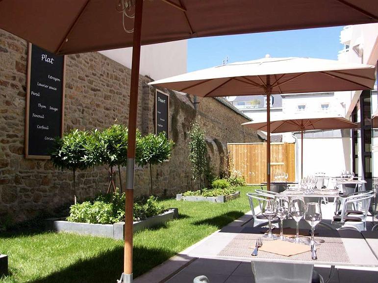 Best Western Plus Vannes Centre Ville - Area esterna