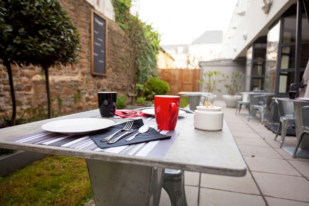 Best Western Plus Vannes Centre Ville - Restaurant Terrace