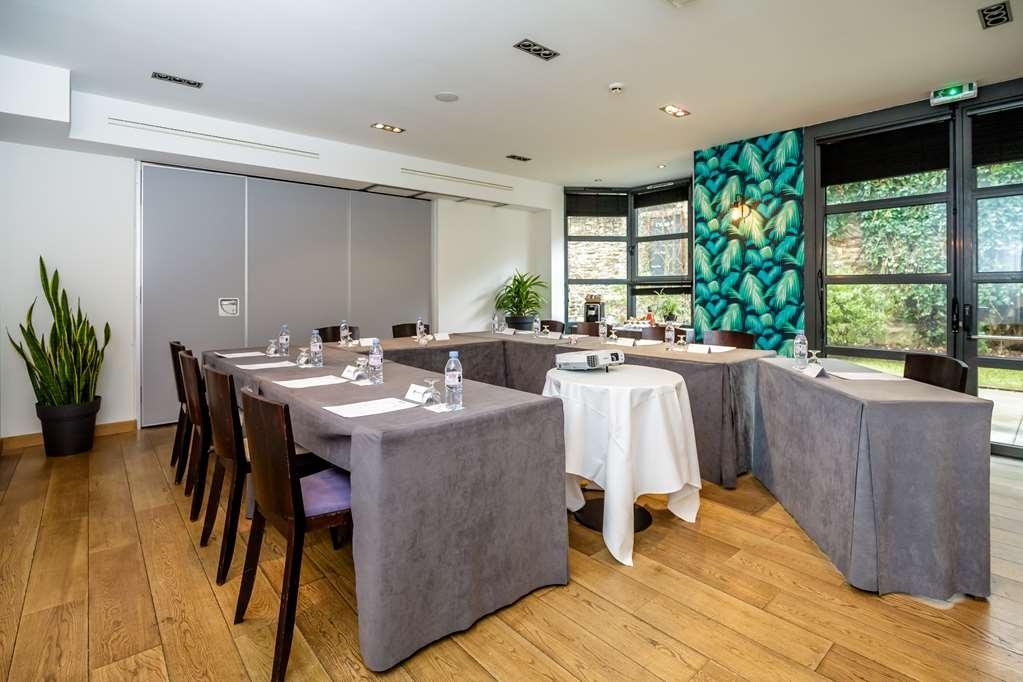 Best Western Plus Vannes Centre Ville - Sala de reuniones